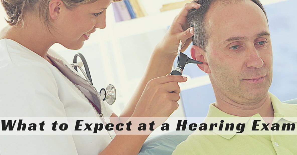 Our clinic offers a free and comprehensive hearing exam. Here's what to expect from a session with one of our trained specialists: