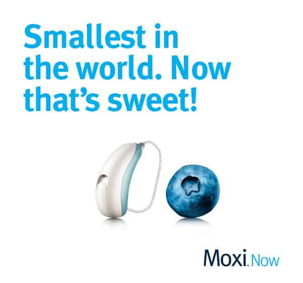 unitron moxi now - advanced tech hearing