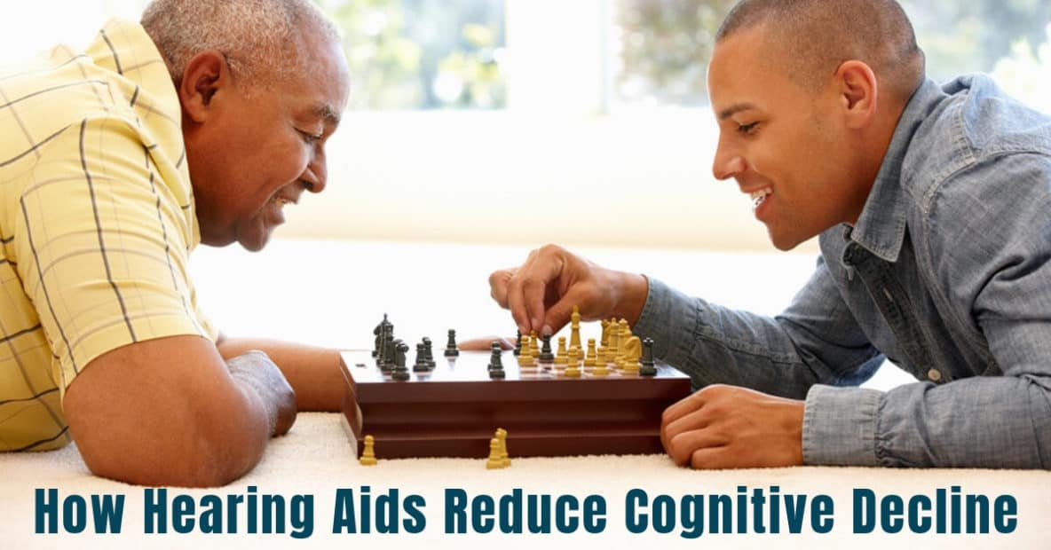 How Hearing Aids Reduce Cognitive Decline
